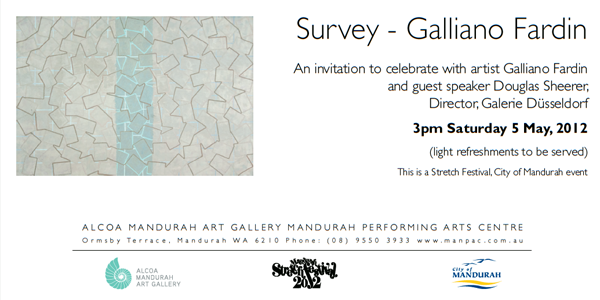 Galliano Fardin Mandurah 2012