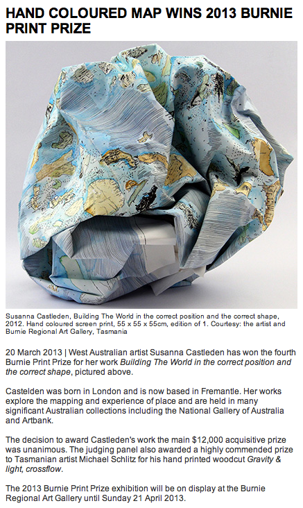 BurniePrintAward2013